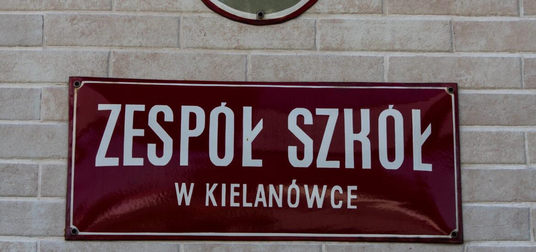 Nazwa Szkoły - tablica informacyjna